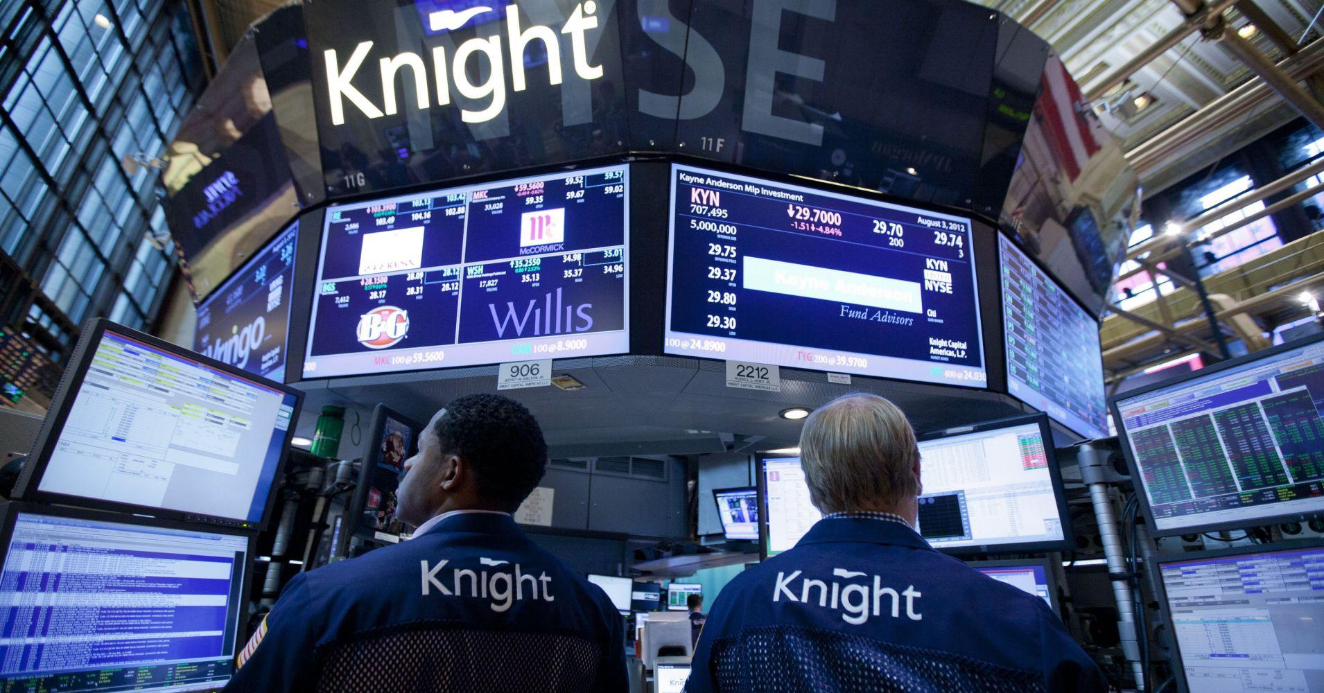 骑士资本高频交易系统事故案例分析